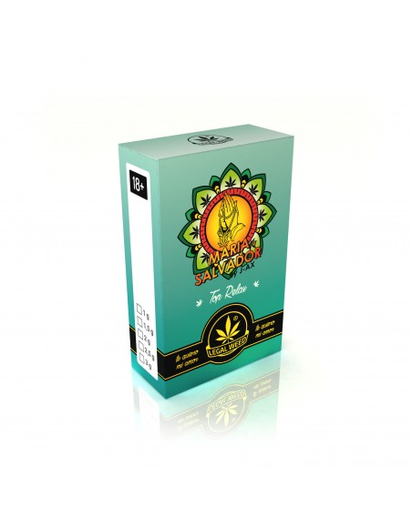 Maria Salvador Top Relax Cannabis Light Legale