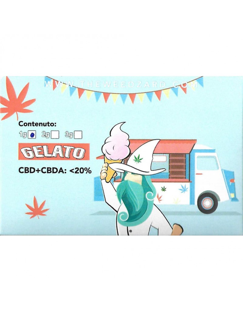 The Weedzard Gelato 1 gr