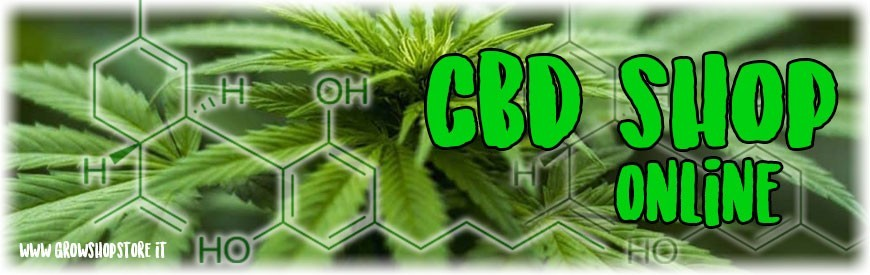 Cbd Shop Online growshopstore.it