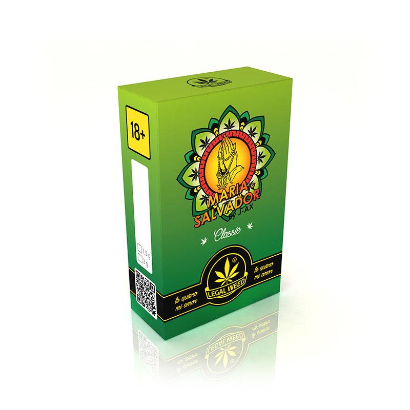 MARIA SALVADOR Cannabis Light Legale J Ax