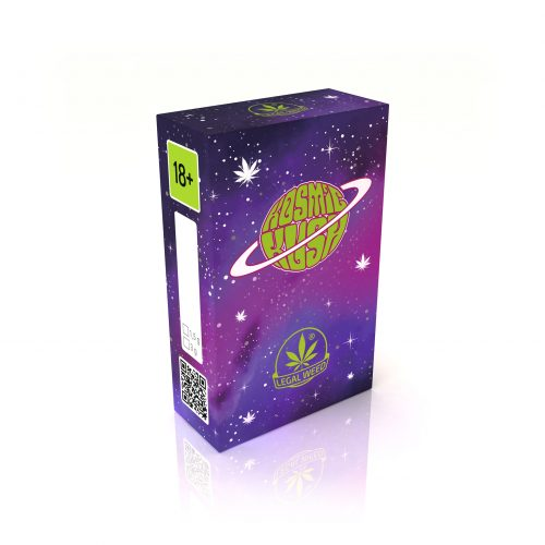 KOSMIC KUSH by SPACE One Cannabis Light Legale 1,5 gr